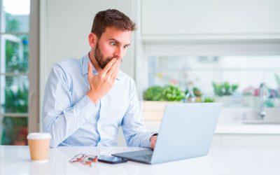 3 errores comunes que se cometen al desarrollar una tienda en línea
