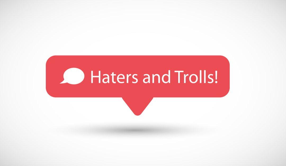 ¿Haters? Descubre cómo lidiar con ellos si tu empresa es pequeña