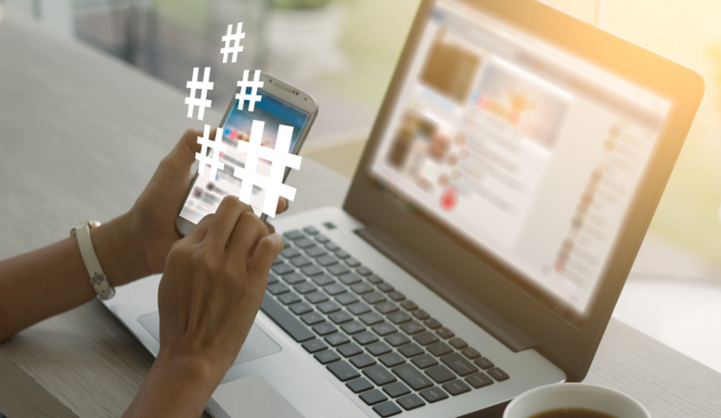 Social Listening con el seguimiento de Hashtags